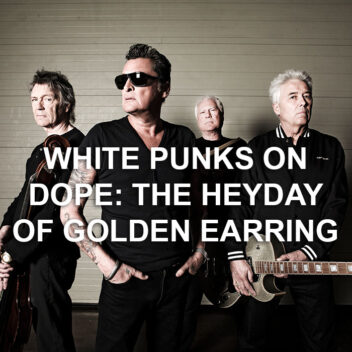 Golden Earring Interview // Isle Of Holland \\