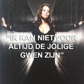 Gwen van Poorten interview// Playboy \\
