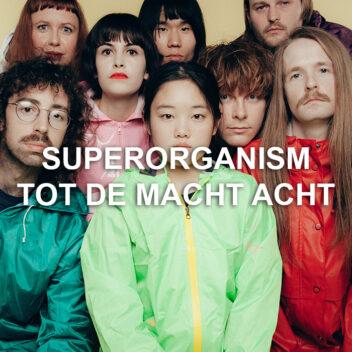 Superorganism interview// OOR \\