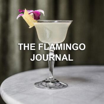 The Flamingo Journal// Sir Edmond Gin \\