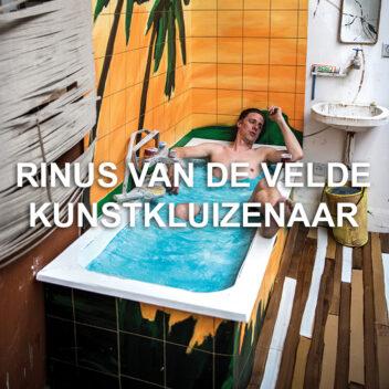Rinus Van de Velde, kunstkluizenaar // Vogue \\
