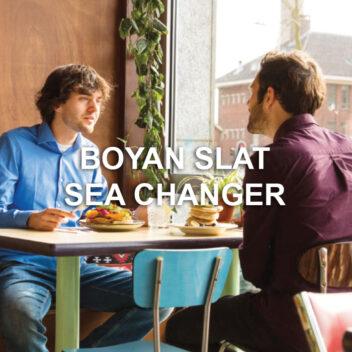 Sea changer: Boyan Slat // Holland Herald \\